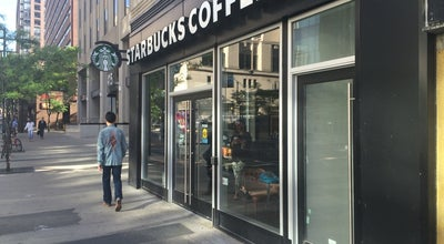 Photo of Coffee Shop Starbucks at 407 Yonge St., Toronto, ON M4P 2H5, Canada