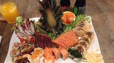 Photo of Japanese Restaurant Garden Sushi at R. Rio De Janeiro, 784, Avaré 18700-130, Brazil