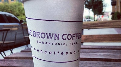 Photo of Coffee Shop Brown Coffee Company at 1800 Broadway St, San Antonio, TX 78215, United States