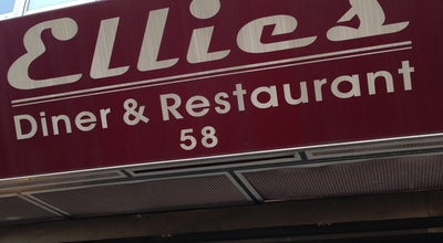 Photo of American Restaurant Ellie's Diner at 58 Metropolitan Oval, Bronx, NY 10462, United States