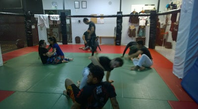 Photo of Martial Arts Dojo Skrap Pack at Revolucion 389, Mexico, Mexico