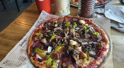 Photo of Pizza Place Blaze Pizza at 10520 S Eastern Ave, Henderson, NV 89052, United States