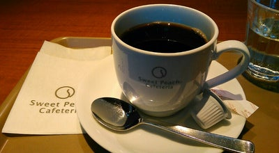 Photo of Cafe スウィートピーチカフェテリア (Sweet Peach Cafeteria) at 石江高岡140-2, 青森市 038-0003, Japan