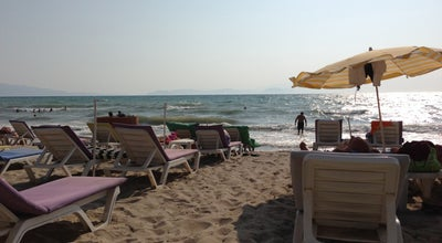 Photo of Beach Kumsal Beach Club at Yavansu Mevki, Kuşadası, Turkey