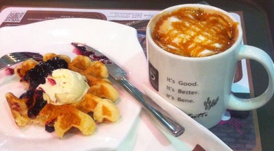 Photo of Coffee Shop Caffe Bene at 98 Suhui Road, Suzhou, Ji 215021, China