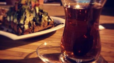 Photo of Ice Cream Shop Çıtır Waffle Edem at Aliağa, Turkey