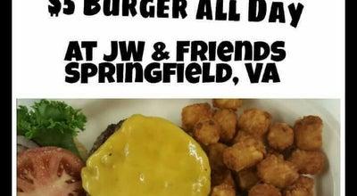 Photo of Bar JW & Friends at 6531 Backlick Rd, Springfield, VA 22150, United States