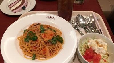 Photo of Cafe イタリアントマトカフェ 青森浜田ドリームタウン店 at 浜田3-1-1, 青森市 030-0843, Japan