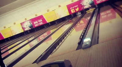 Photo of Bowling Alley Hollywood Bowl at Bentley Bridge Retail Park WV1 1 1, United Kingdom