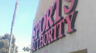 Photo of Sporting Goods Shop The Sports Authority at 7725 Balboa Ave, San Diego, CA 92111, United States