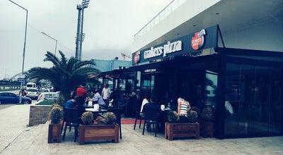 Photo of Pizza Place Crakers Pizza at Ataturk Bulvari, Giresun 28610, Turkey