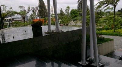 Photo of Theme Park Mikie Holiday Funland at Mikie Holiday Hotel, Brastagi, Indonesia