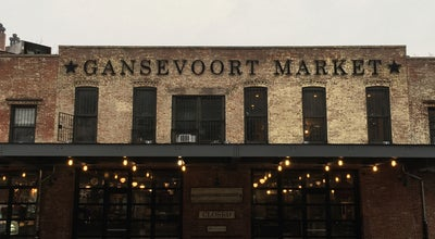 Photo of Food Court Gansevoort Market at 52 Gansevoort St, New York, NY 10014, United States
