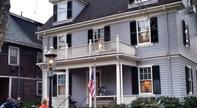 Photo of Historic Site John F Kennedy Birthplace at 83 Beals St, Brookline, MA 02446, United States