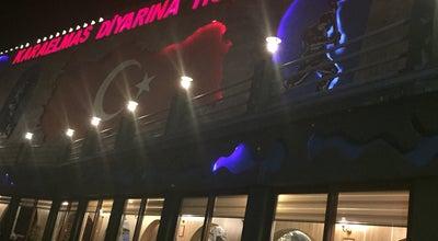 Photo of Cafe Siyah İnci Cafe & Restaurant at Kozlu Sahil Yolu Polis Evi Altı, Zonguldak, Turkey