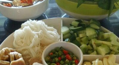 Photo of Vietnamese Restaurant แจ่มจันทร์แหนมเนือง ลำพูน | Jamjun Nam Nueng at 23/4, Mueang Lamphun 51000, Thailand
