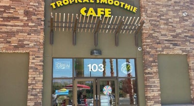 Photo of Cafe Tropical Smoothie Cafe at 445 W Craig Rd, North Las Vegas, NV 89032, United States