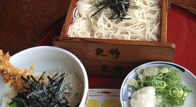 Photo of Japanese Restaurant 尾張更科 at 神守町元屋敷128-1, 津島市 496-0005, Japan