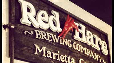 Photo of Brewery Red Hare Brewing Company at 1998 Delk Industrial Blvd Se, Marietta, GA 30067, United States