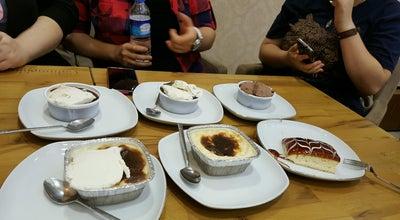 Photo of Dessert Shop Ömer Faruk Gülümoğlu at Fevzi Çakmak Caddesi, Kırklareli, Turkey