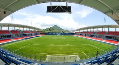 Photo of Soccer Stadium Estadio Maracaná at El Chorrillo, Panamá, Panama