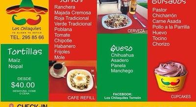 Photo of Mexican Restaurant Los Chilaquiles at Blvd. Constitución, Torreón 27100, Mexico
