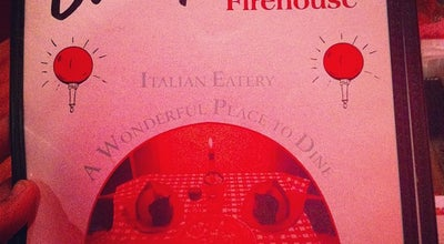 Photo of Italian Restaurant Di'Napolis Firehouse at 1358 E Main St, Barstow, CA 92311, United States