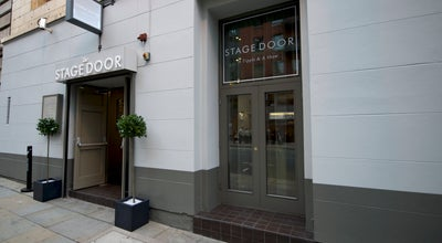 Photo of Lounge The Stage Door at 97 Oxford Street, Manchester M1 6FT, United Kingdom