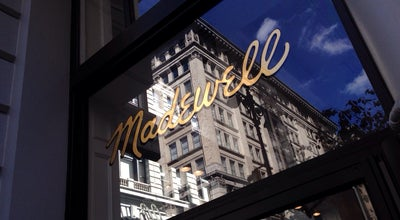 Photo of Clothing Store Madewell at 115 Fifth Ave, New York, NY 10003, United States