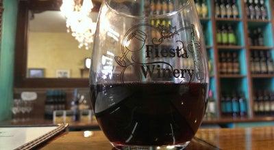 Photo of Wine Bar fiesta winery at 147 E Main St, Fredericksburg, TX 78624, United States