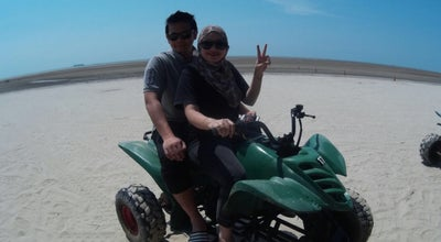 Photo of Beach ATV Gold Coast Morib at Malaysia