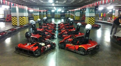 Photo of Racetrack Speed Go-kart Kale Avm. at Guven Mh. Eski Londra Asfalti  Kale Avm -4. Kat, İstanbul, Turkey