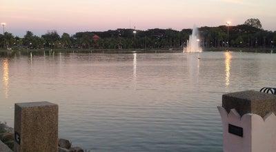 Photo of Park สวนสาธารณะหนองบัว at Thailand