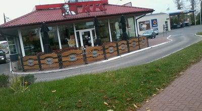 Photo of Fried Chicken Joint KFC M1 at Wyzwolenia 1, Częstochowa 42-225, Poland