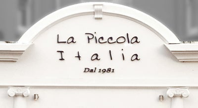 Photo of Italian Restaurant La Piccola Italia at 23a Holdenhurst Rd., Bournemouth BH8 8EH, United Kingdom