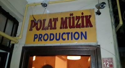 Photo of Music Venue Polat Müzik Production at Turkey