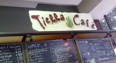 Photo of Vegetarian / Vegan Restaurant Tierra Cafe at 818 Wilshire Blvd, Los Angeles, CA 90017, United States