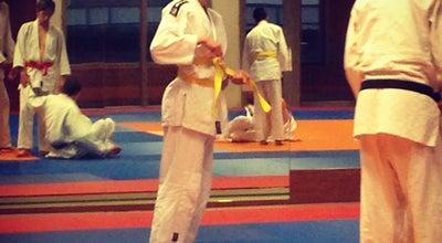Photo of Martial Arts Dojo Judozaal at Sport Vlaanderen Brugge, Assebroek 8310, Belgium