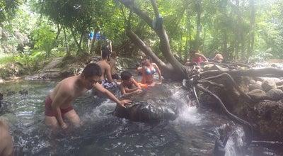 Photo of Hot Spring Krabi hot spring at Thailand