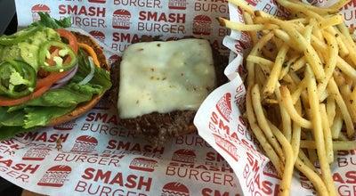 Photo of Burger Joint Smashburger at 328 El Camino Real, Sunnyvale, Ca 94087, United States