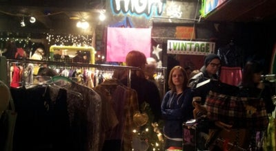 Photo of Thrift / Vintage Store Punk Rock Flea Market at Seattle, WA 98121, United States