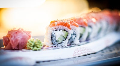 Photo of Sushi Restaurant Sushi Plaza at Narva Mnt 6, Tallinn 10117, Estonia