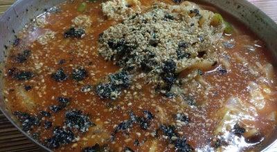 Photo of Ramen / Noodle House 금학칼국수 at 대학길 12-6, 강릉시 210-060, South Korea