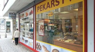 Photo of Bakery Pekařství Seval at Poštovní 155/14, Moravská Ostrava, Czech Republic
