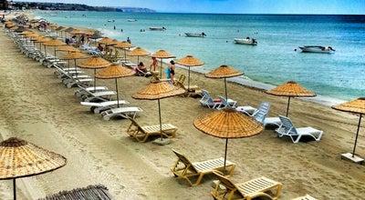 Photo of Beach Semizkum Mocamp at Semizkumlar Mevkii, İstanbul, Turkey