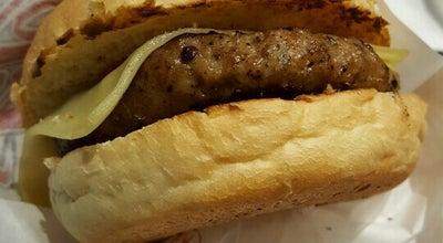 Photo of Burger Joint Hot Hot Burger bar at Greece