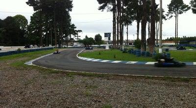 Photo of Racetrack Kartódromo SJP at Al. Arpo, São José dos Pinhais 83010-290, Brazil