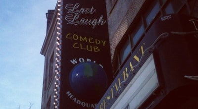 Photo of Comedy Club Jr's Last Laugh Comedy Club at 1402 State St, Erie, PA 16501, United States