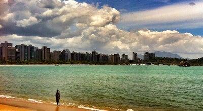 Photo of Beach Curva da Jurema at Av. Ns. Dos Navegantes, Vitória 29050-335, Brazil