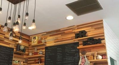 Photo of Pie Shop Crème Royale at Θεσσαλονίκης 149, Athens 118 52, Greece